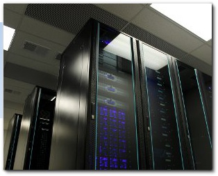 WideBand High-Security Data Center